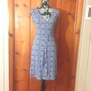 Tart Collections | Printed Cap Sleeve Wrap Dress
